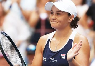 Barty storms into third round as US Open mops up