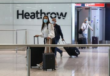 England eases Covid-19 testing rules for most incoming passengers from Oct 24