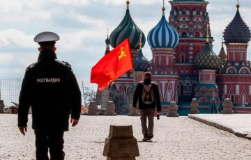 Moscow orders fresh Covid restrictions as deaths soar